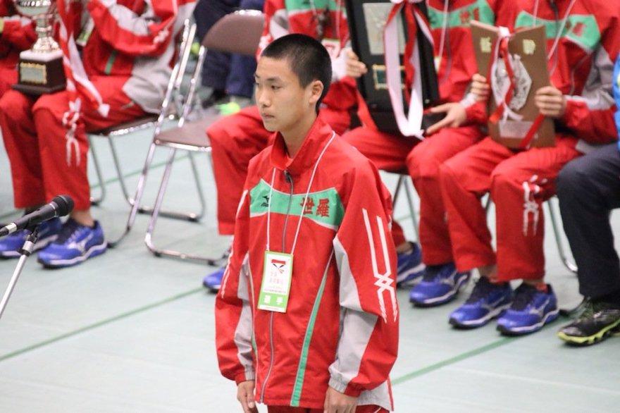 吉田圭太高校時代