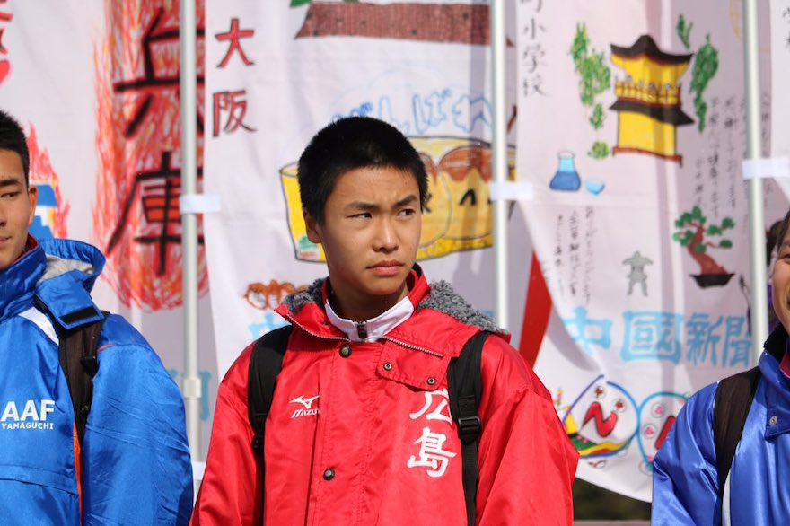 吉田圭太選手の高校時代