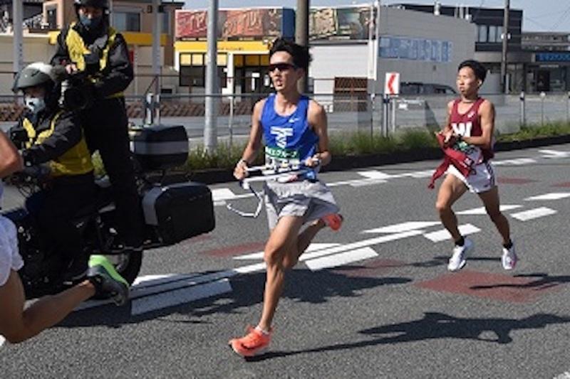 長田駿佑選手