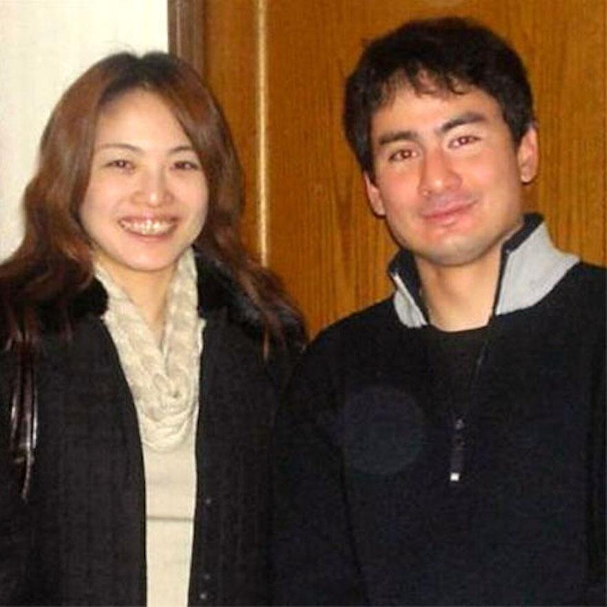 加藤靖子さんと、野口健さん