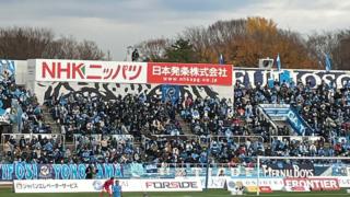横浜FCサポーター