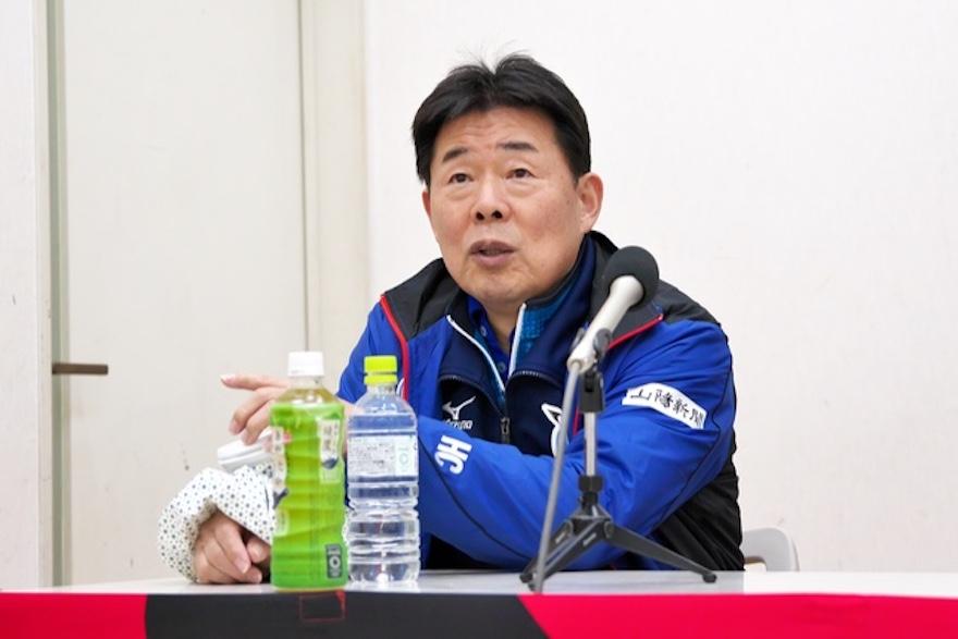 河本昭義監督