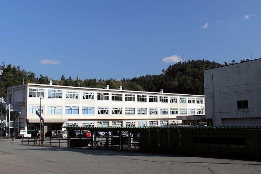 福井県立勝山高校